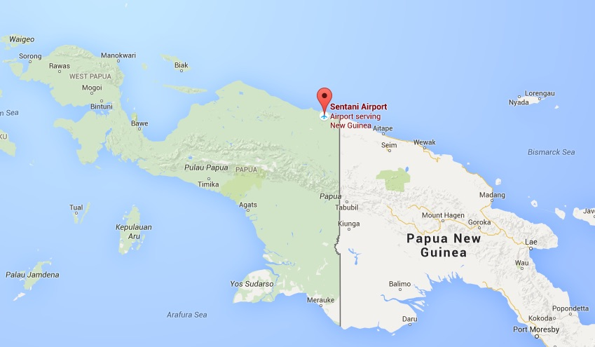 Atr 42 300 world airline news map jayapura papua indonesia gumiabroncs Image collections