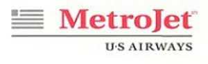 MetroJet by US Airways logo