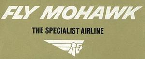 Mohawk (1962) logo