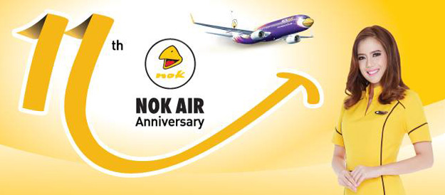 Nok Air 11th Anniversary (Nok Air)(LR)