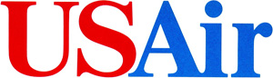 USAir (1989) logo