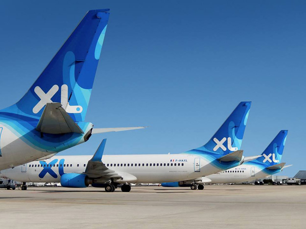 XL Airways France Tails (XL Airways France)(LR)