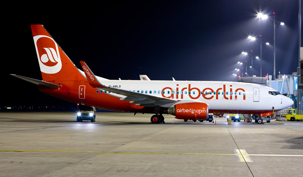 Airberlin 737-700 WL D-ABLD (08)(Grd) NUE (GM)(LRW)