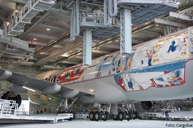 Cargolux LX-VCM 11 (Cargolux)(LR)