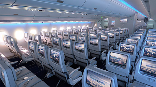 Finnair Prepares For Its First Airbus A350 900 Delivery