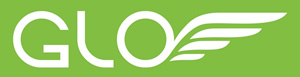GLO (green) logo