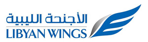 Libyan Wings logo (LRW)