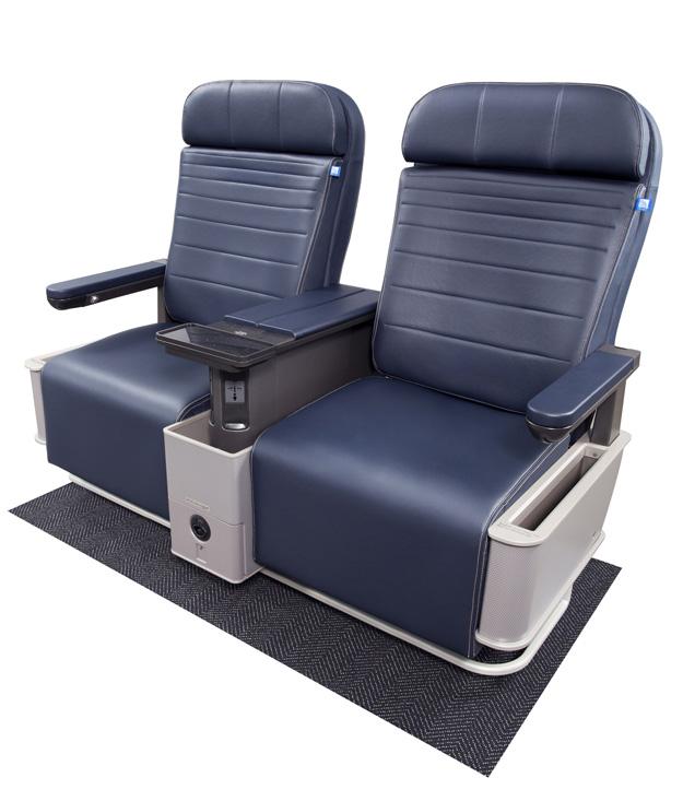 United NB premium seat (United)(LRW)