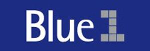 Blue1 logo