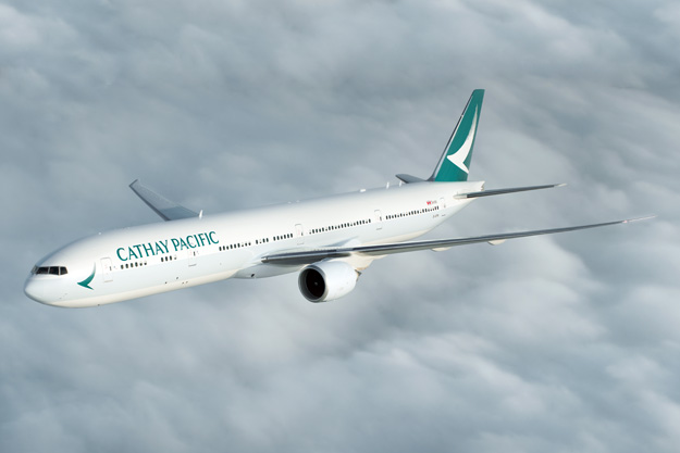introduction of cathay pacific