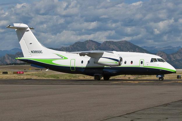 Denver Air Connection (Key Lime Air) 328-300 N395DC (Grd)(Denver Air Connection)(LRW)