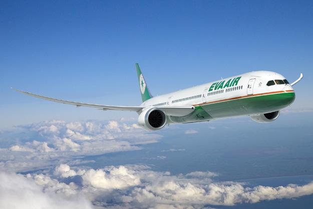 EVA Air 787-10 (01)(Flt)(Boeing)(LRW)