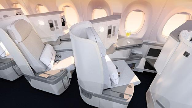 Finnair A350-900 Cabin 1 (Finnair)(LR)