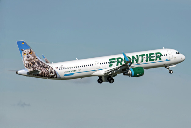 Frontier Airlines' pilots ratify five-year collective