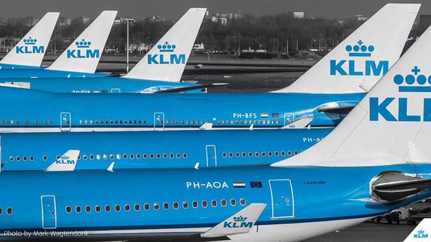 KLM Fleet (KLM)(LR)