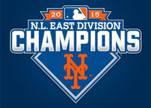 New York Mets 2015 Playoffs Logo