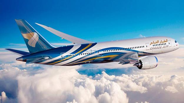 Oman Air 787-8 A40-SA (08)(Flt)(Oman Air)(LR)