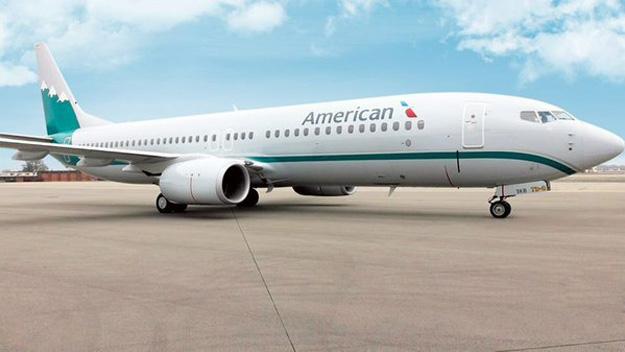 American 737-800 (Reno Air CS)(Grd)(American)(LR)