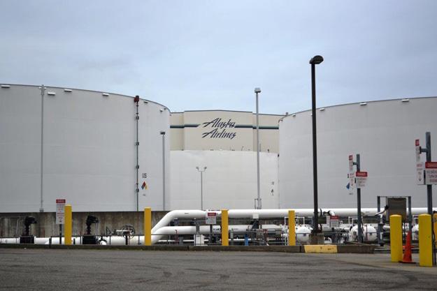 Alaska Fuel Farm SEA (Boeing)(LRW)