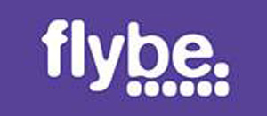 Flybe 2014 purple logo