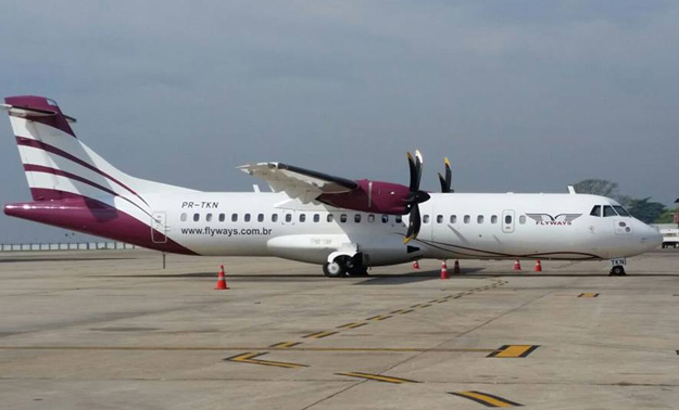 Flyways ATR 72-500 PR-TKN (15)(Grd)(Flyways)(LRW)