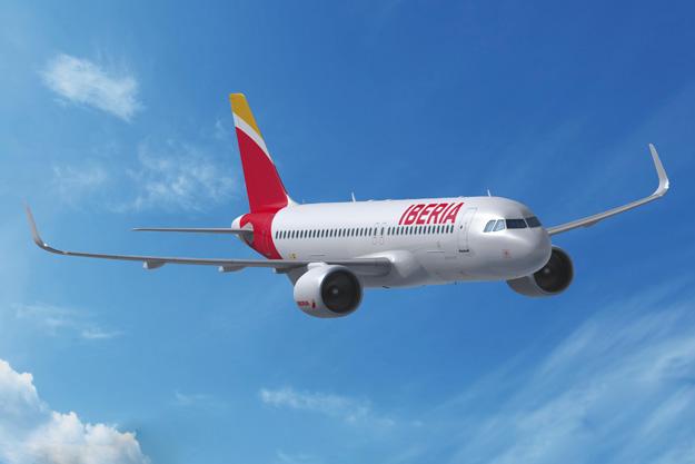 Iberia A320-200neo (13)(Flt)(Airbus)(LRW)