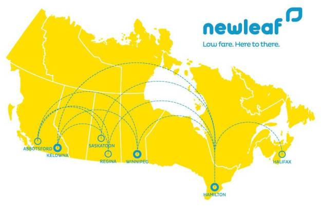 NewLeaf 1.2016 Route Map