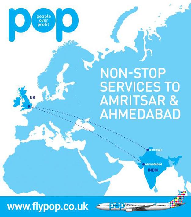 POP route map