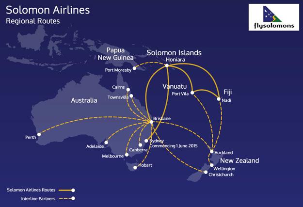 Solomons 6.2016 Regional Route Map
