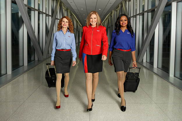 Southwest Introduces Its Employee Designed Uniforms And