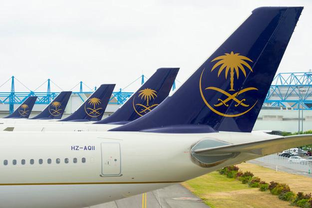 Saudia Tails (Airbus)(LR)