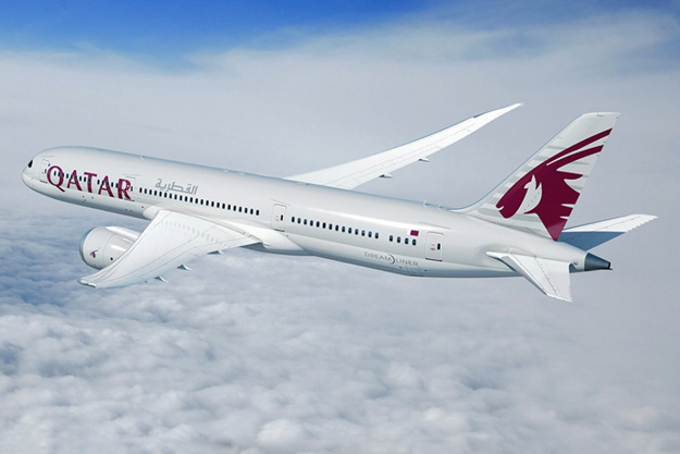 Qatar Airways places a large Boeing order for 30 787-9 Dreamliners, 10  777-300ERs and a LOI for up to 60 MAX 8s