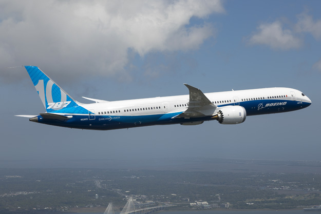 Boeing 787 10 dreamliner completes its first flight world boeing 787 10 dreamliner completes its first flight sciox Images