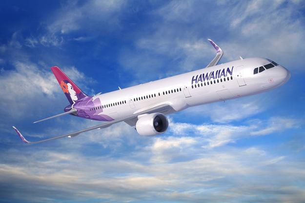 Hawaiian Airlines World Airline News