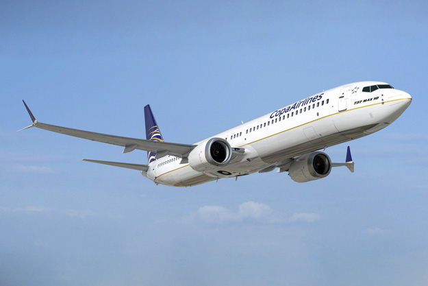 Copa Airlines takes delivery of its first Boeing 737-9 MAX 9