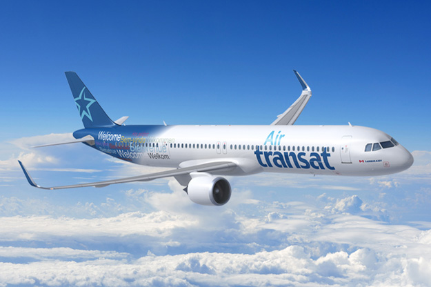 Air Transat To Replace Its Airbus A310s With 10 New Airbus A321neo
