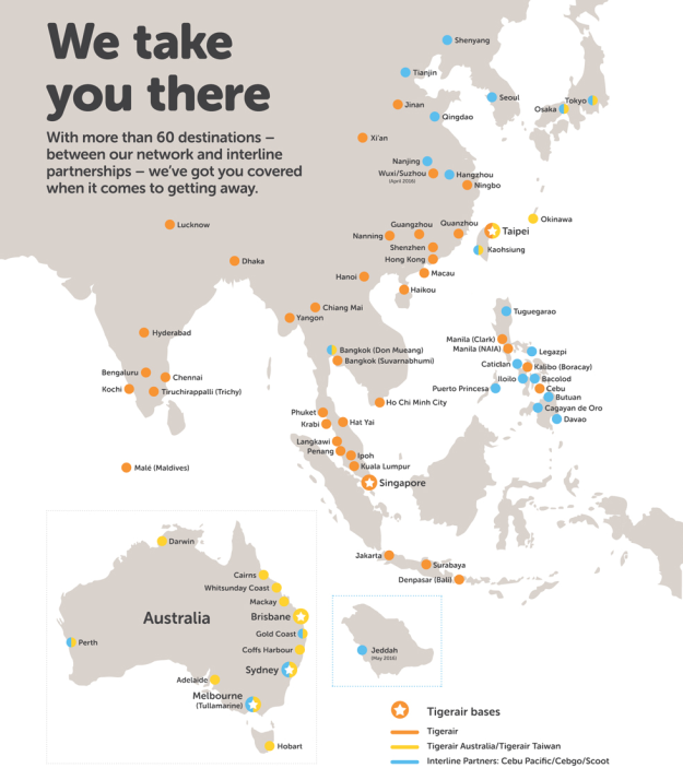 Tigerair (Singapore) | World Airline News