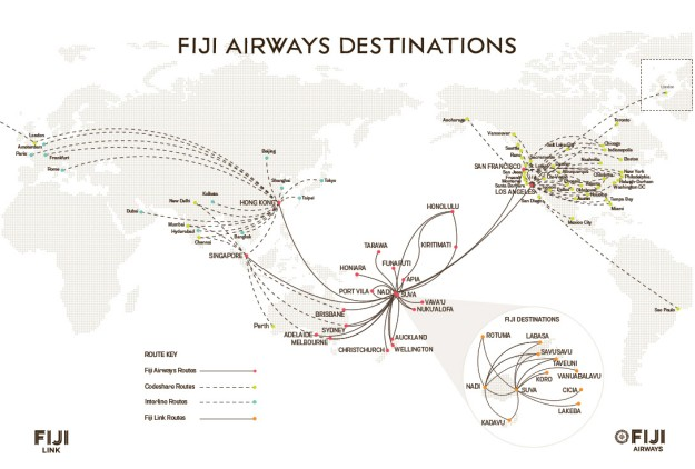 FIJI AIRWAYS TO PURCHASE THREE NEW VIKING AIR DHC-6-400 TWIN OTTERS ...