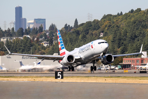 American To Assign The New Boeing 737 8 Max 8 To The Dfw