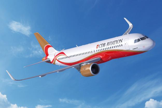 CDB Aviation A320neo (Flt)(Airbus)(LRW)