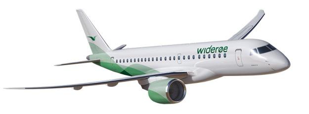 Resultado de imagen para Embraer E190-E2 Wideroe delivery customer