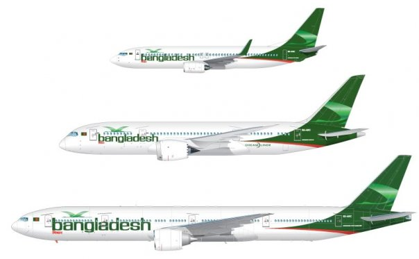 Biman Bangladesh Airlines to add two Boeing 787-8 Dreamliners this