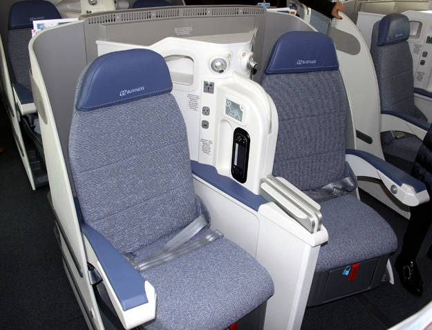 Air europa takes delivery of its first boeing 787 9 for Interior 787 air europa