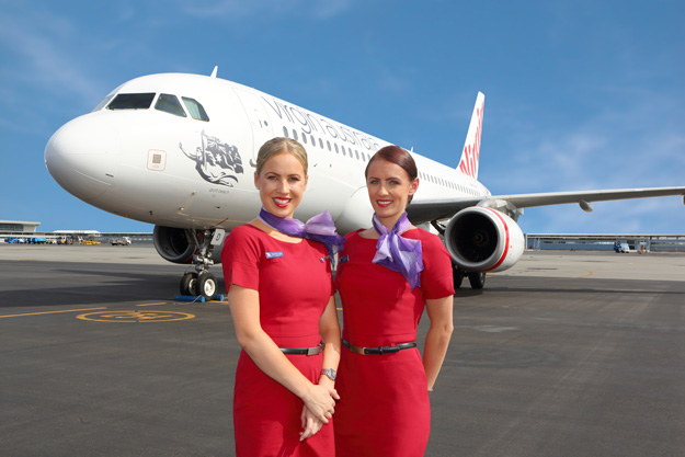 Virgin Australia Announces Sydney Hong Kong Flights