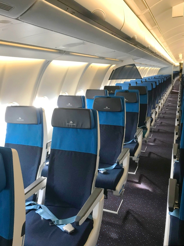 KLM introduces its new Airbus A330-200 cabin interior | World ...