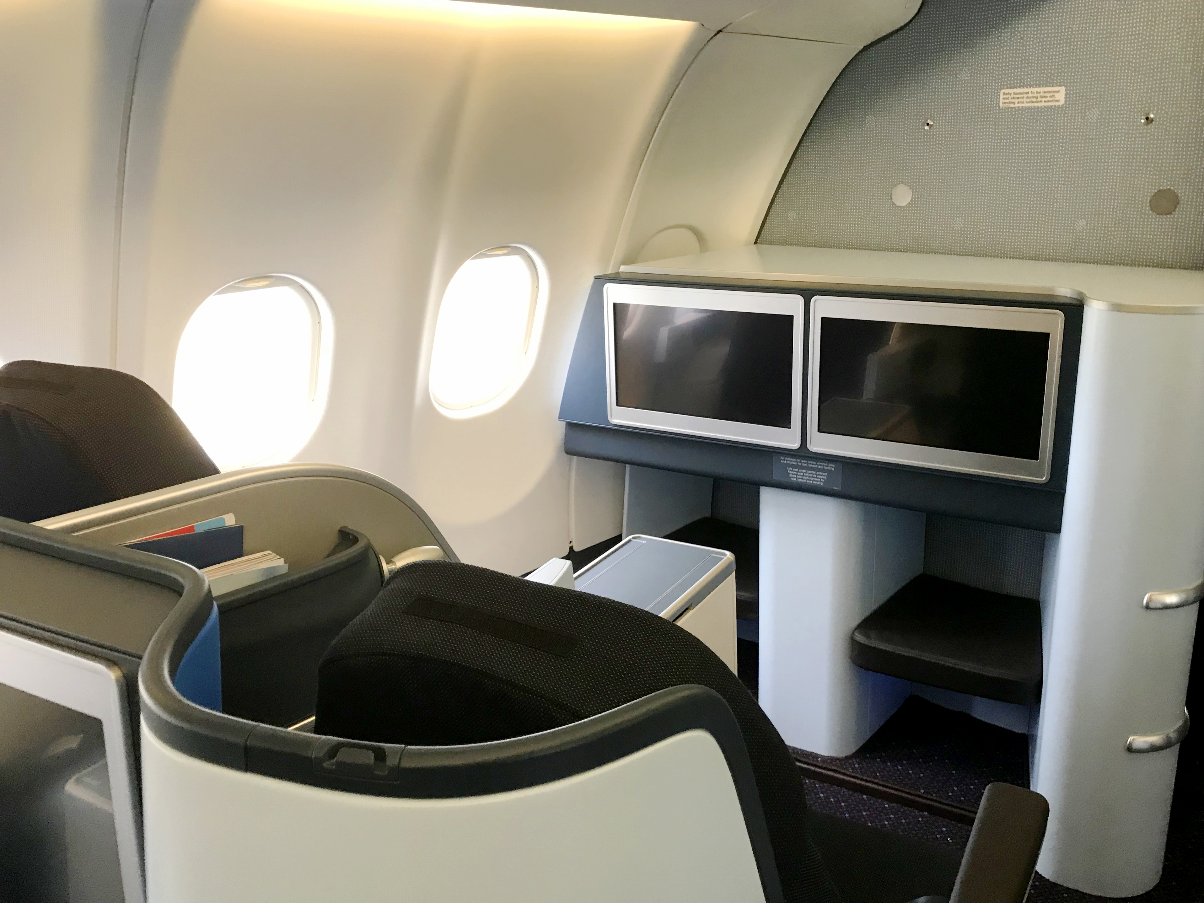 KLM Introduces Its New Airbus A330 200 Cabin Interior