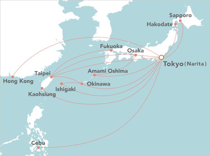 ANA to merge Peach and Vanilla | World Airline News