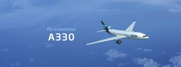 Aigle Azur takes delivery of its first Airbus A330 in a new