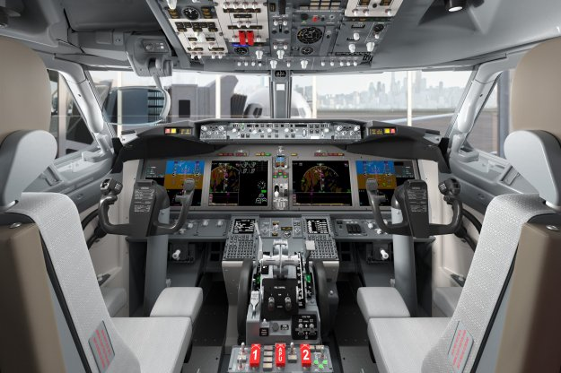 Photo Of The Day The Cockpit Of The Boeing 737 8 Max 8 World Airline News