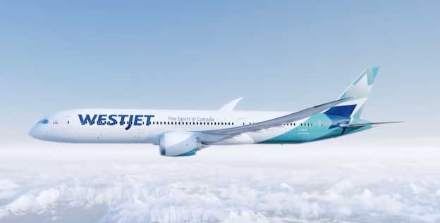 Αποτέλεσμα εικόνας για WestJet unveils its Dreamliner 'Spirit of Canada' to the world